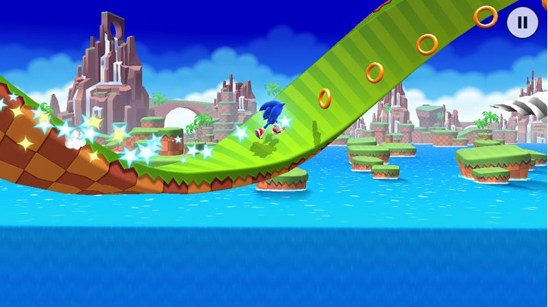 Sonic Runners Adventure android ios 2441