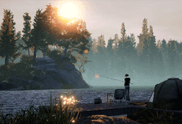 DLC Waldsee pour Euro Fishing ps4 pc xbox one