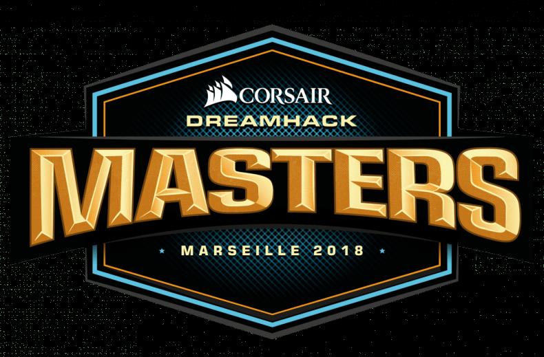 DreamHack Masters CORSAIR Marseille billet6