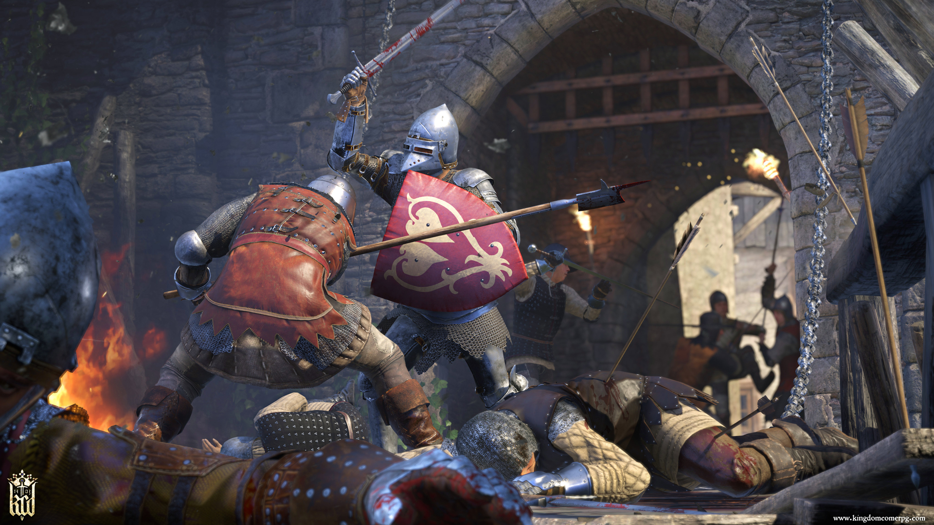 Kingdom Come Deliverance trailer screen13