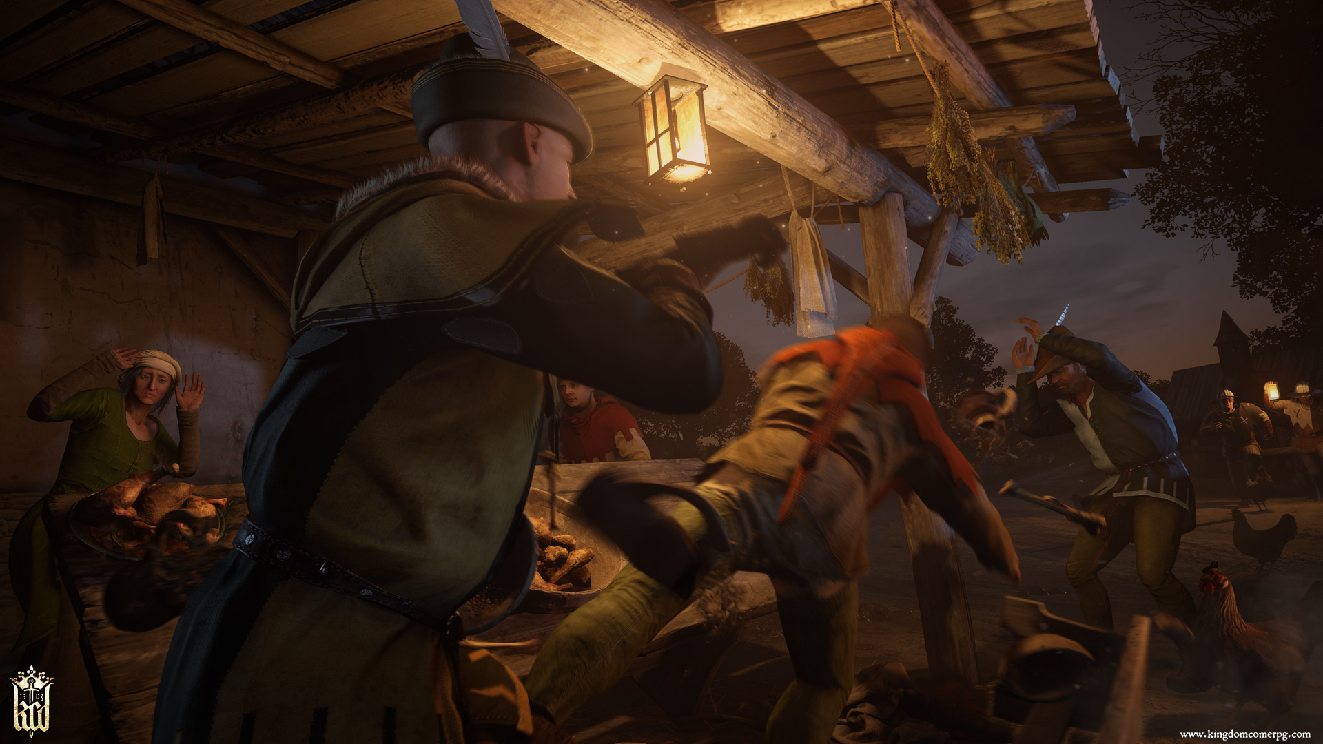 Kingdom Come Deliverance trailer screen14