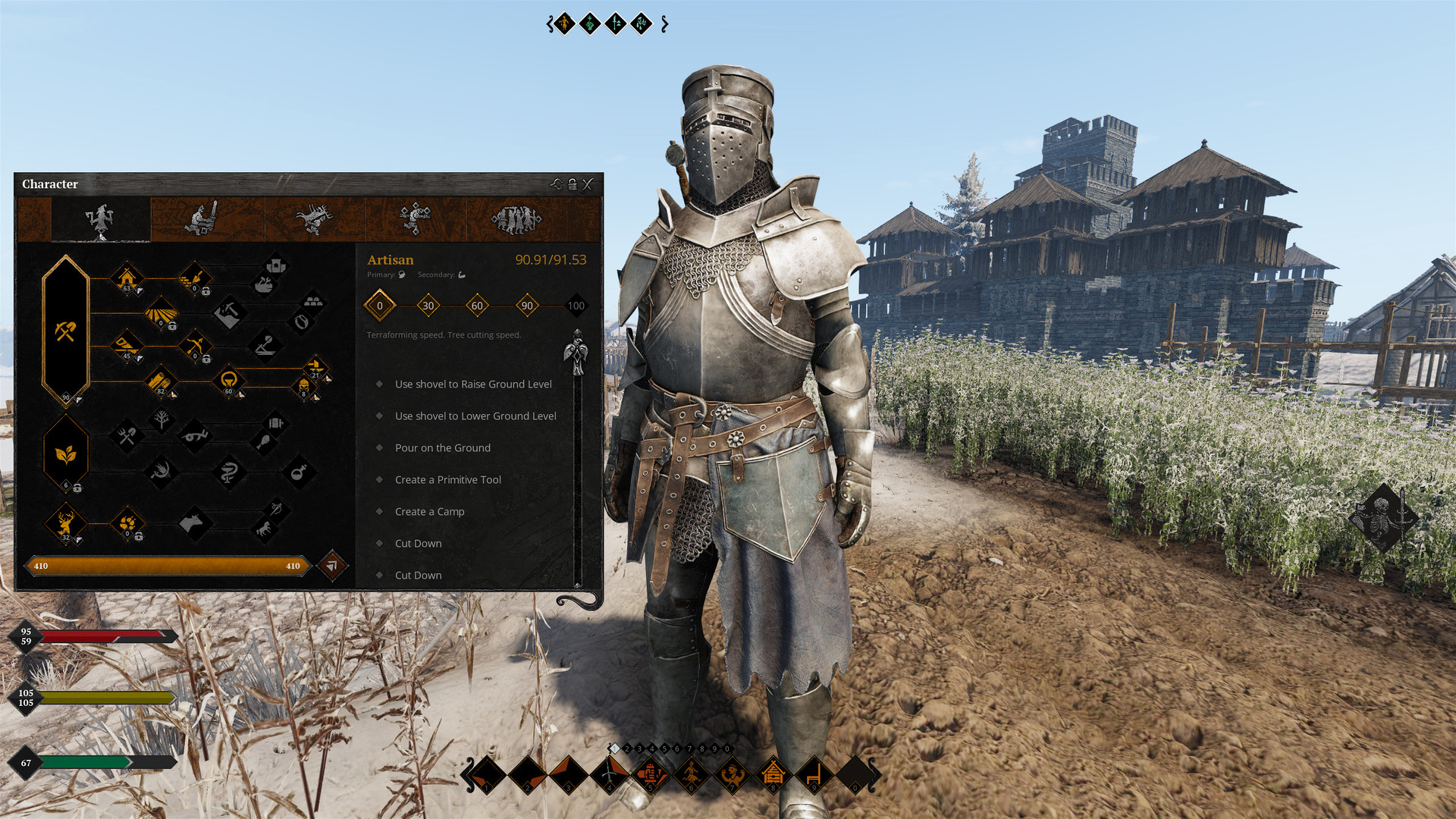 LiF MMO Life is Feudal MMO acces anticipé steam5