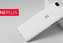 OnePlus 5T Sandstone White en édition limitée stock disponible 13