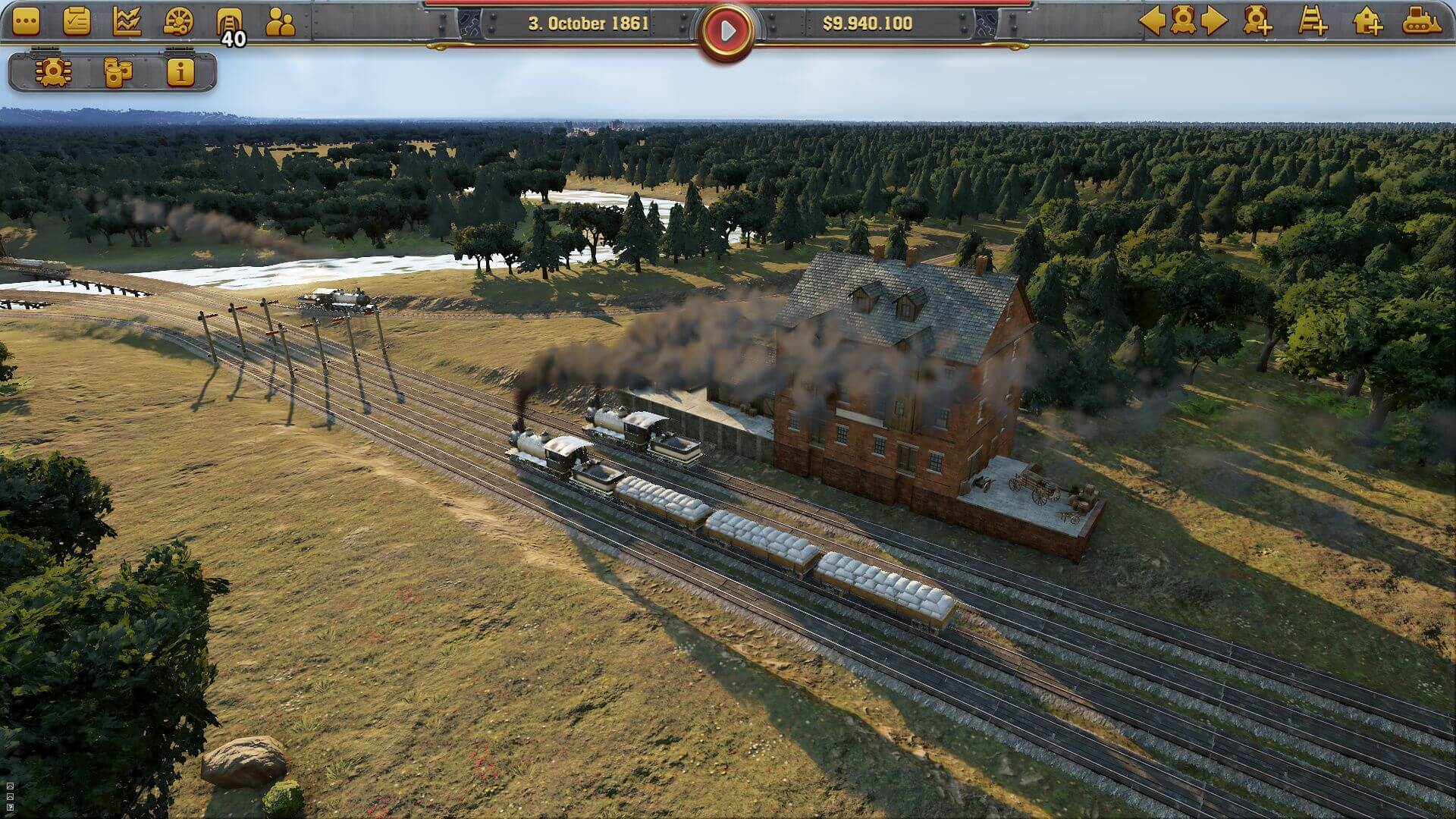 Railway Empire pc ps4 pro xbox one x steam gog 13