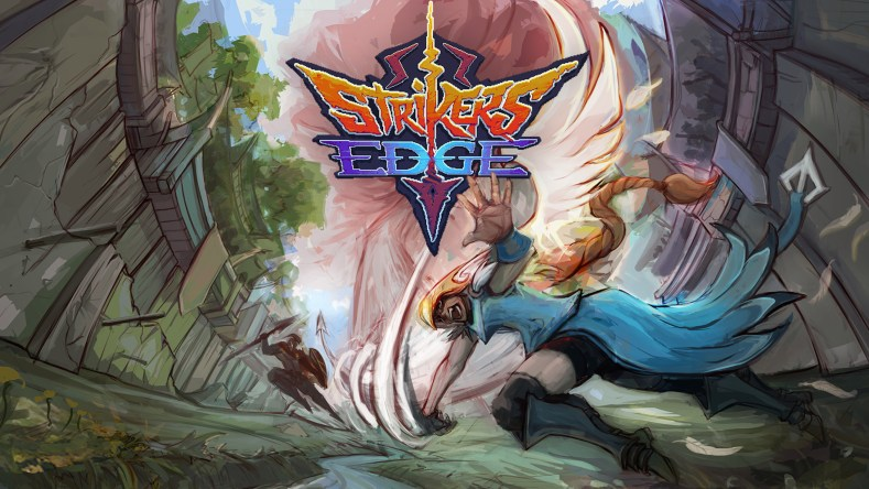 Strikers Edge battle twitch pc ps4