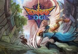 Strikers Edge battle twitch pc ps4