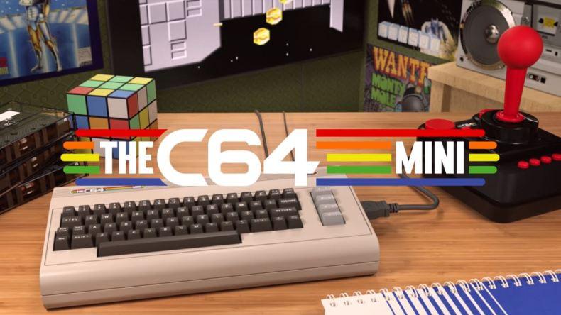 THEC64 Mini achat jeux455