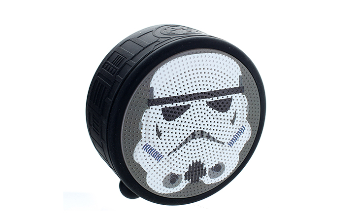 Test Mini enceinte bluetooth Star Wars Stormtrooper2
