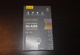 Test Protection d'écran incurvée Samsung Galaxy S6 Edge, Verre Trempé givrée