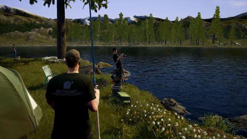 Euro fishing DLC bergsee 1