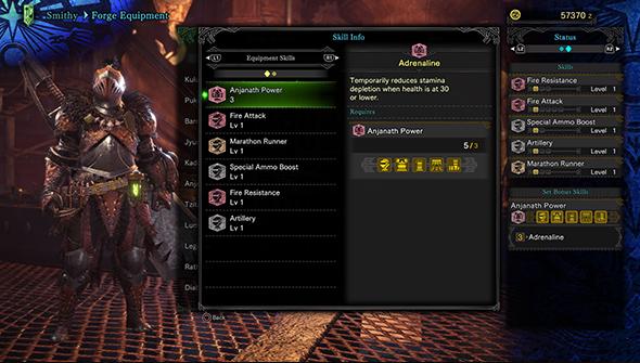 Forge Monster Hunter World