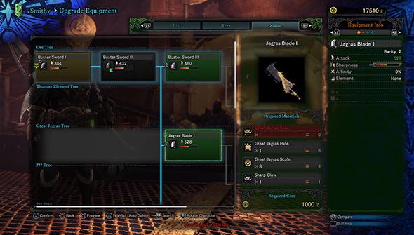 Forge1 Monster Hunter World