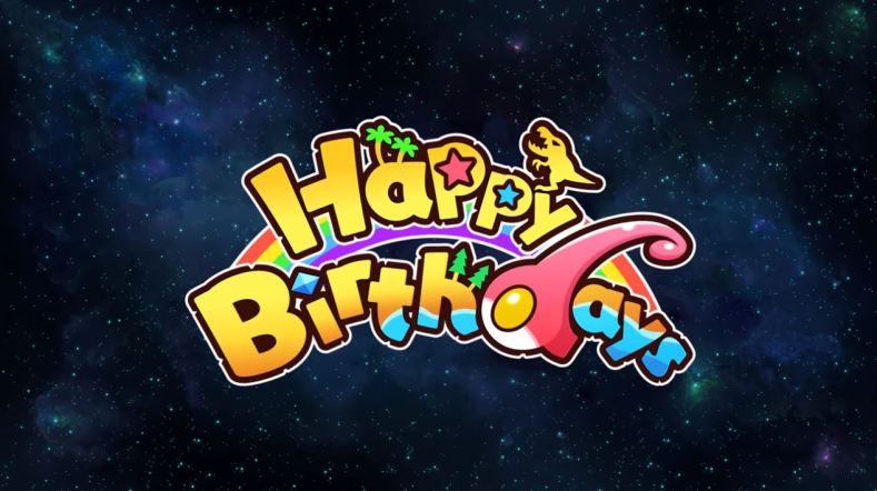 Happy Birthdays beginning nintendo switc nis america2