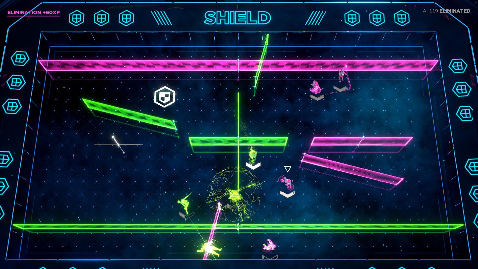 Laser league Steam accès anticipé 4