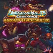 Mise à jour du PS Store 12 février 2018 Rocket's Renegades – Awesomenauts Assemble! Character Pack