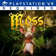 Mise à jour du PlayStation Store du 26 février 2018 Moss VR
