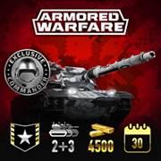 Mise à jour du PlayStation Store du 5 février 2018 Armored Warfare Professional Pack