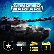 Mise à jour du PlayStation Store du 5 février 2018 Armored Warfare Rookie Pack