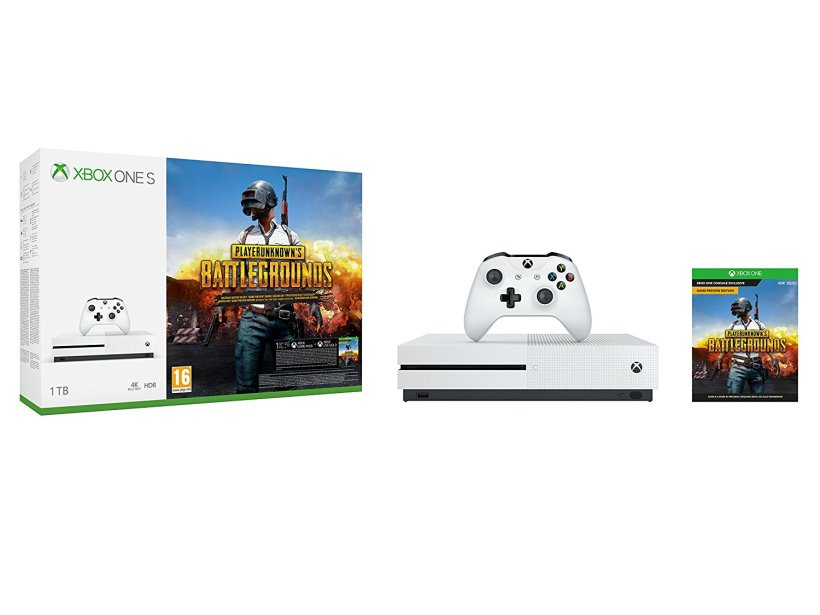 Pack Bundle Xbox One S PUBG 1