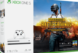 Pack Bundle Xbox One S PUBG