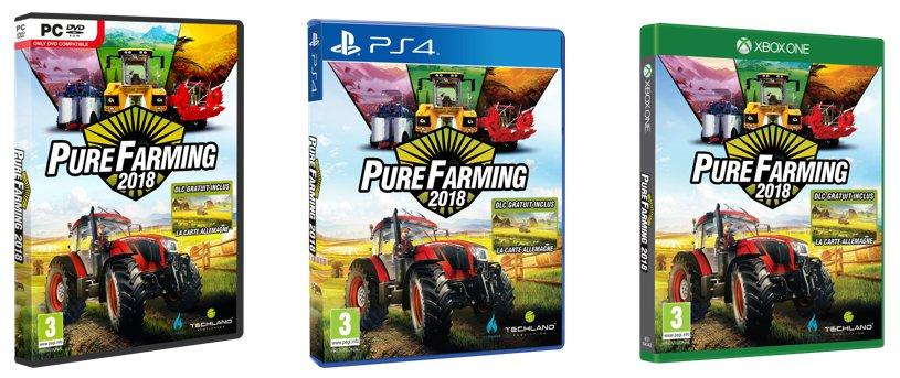 Pure Farming 2018 modding pc1