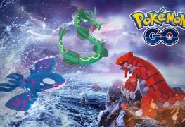 Semaine Légendaire dans Pokémon GO