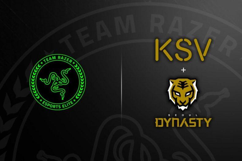 Seoul Dynasty Team Razer KSV eSports