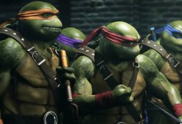 Tortues Ninja Injustice 2
