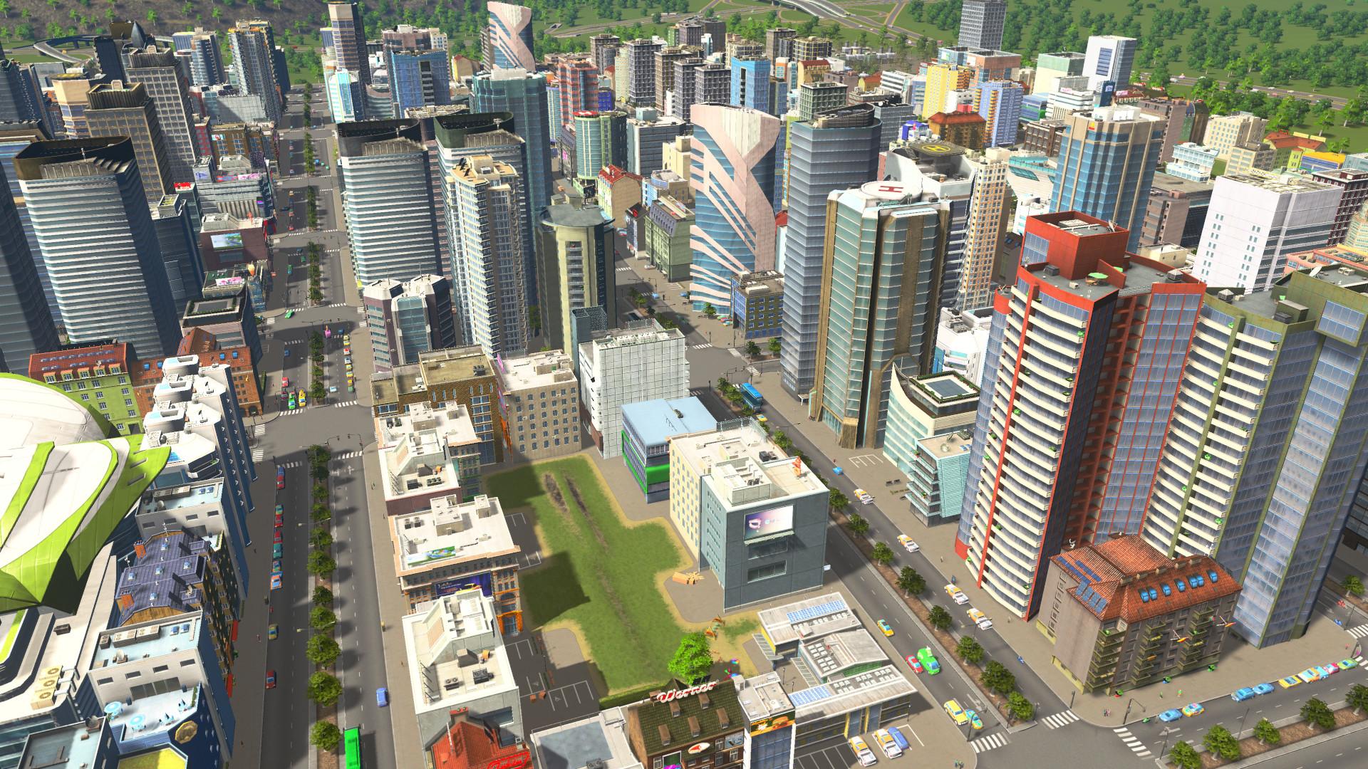 cities skylines gratuit sur steam1