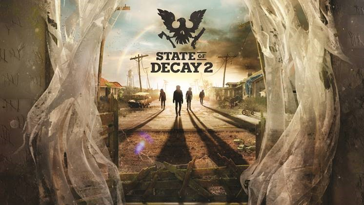 Date de sortie State of Decay 2 Xbox One
