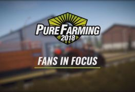 Pure Farming 2018 Fan in Focus