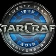 StarCraft 20th Anniversary Logo