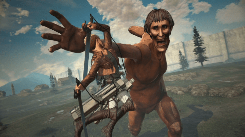 Test Attack on Titan 2 pc xbox one switch ps4 12