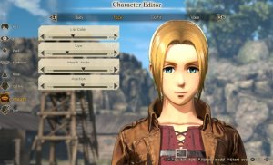 Test Attack on Titan 2 pc xbox one switch ps4 character editor fr3