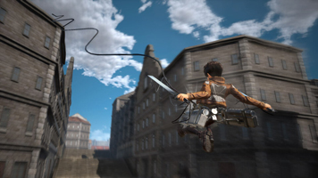 Test Attack on Titan 2 pc xbox one switch ps4 screen88