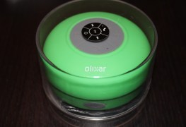 Test Enceinte Bluetooth Olixar AquaFonik 1 2
