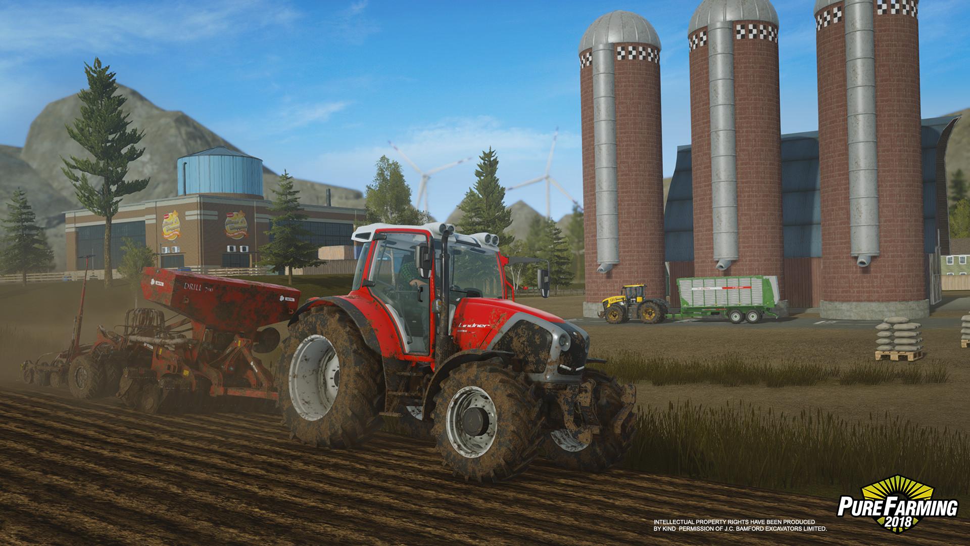 Test Pure Farming 2018 screen11