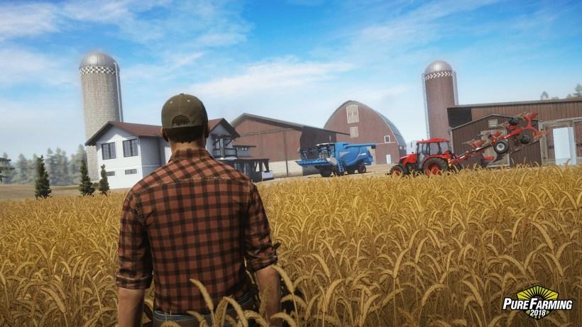 Test Pure Farming 2018 screen16