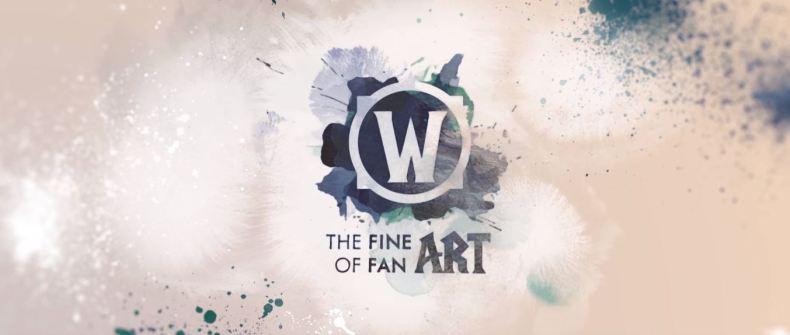 The Art of Fan Art blizzard machinimas
