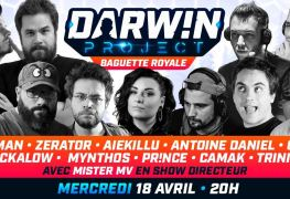 Darwin Project Baguette Royale MisterMv Zerator Momanus