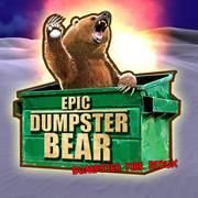 Epic Dumpster Bear Dumpster Fire Redux