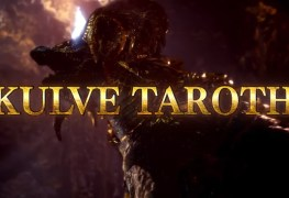 KULVE TAROTH monster hunter world