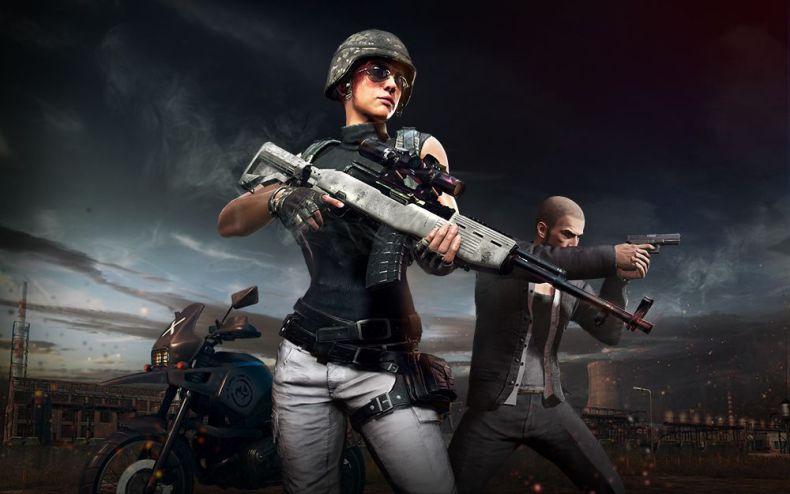 PUBG sur Xbox One