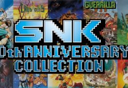 SNK 40th Anniversary Collection llogo