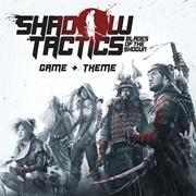 Shadow Tactics Blades of the Shogun Game + Theme