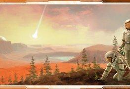 Terraforming Mars PC Steam Logo