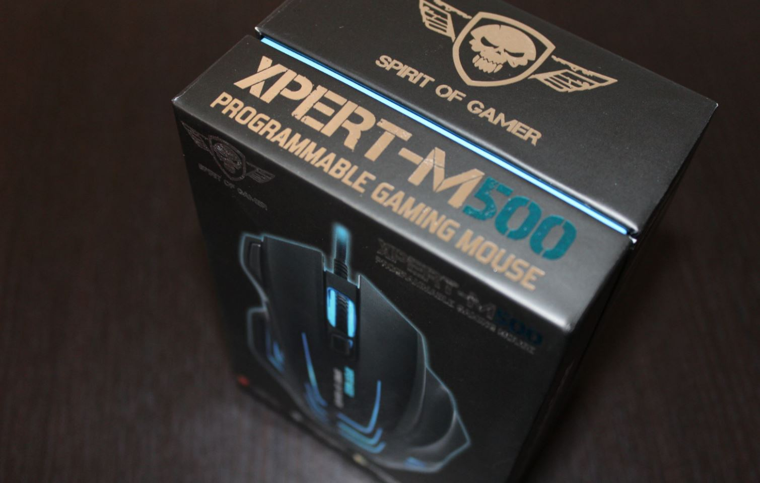 Test Souris gaming Spirit of Gamer XPERT M500 screen1