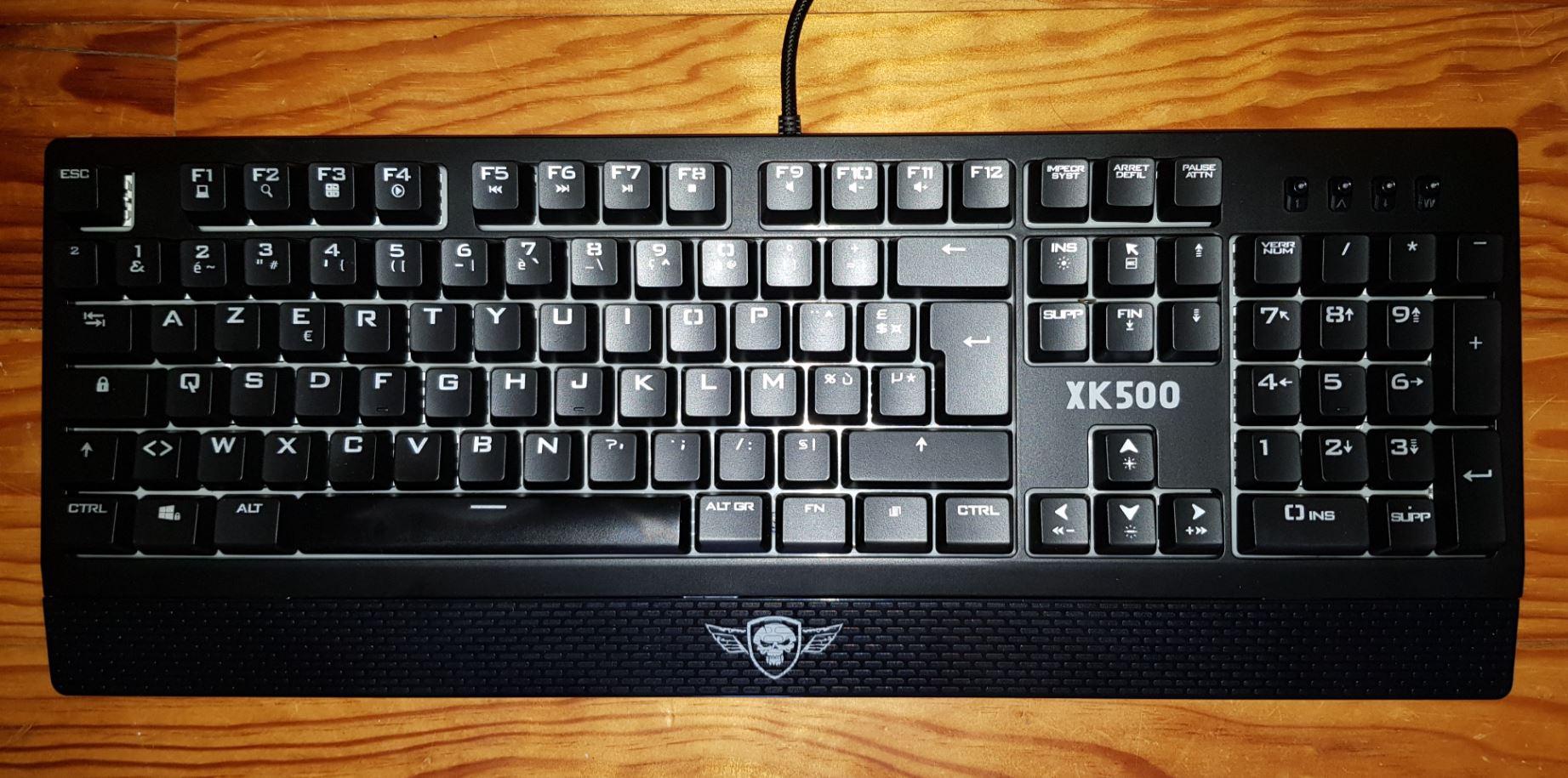 Test Spirit of Gamer Xpert K500 screen12