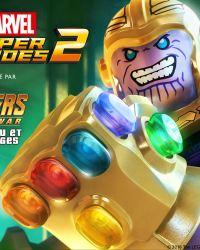 pack de niveau et personnage lego marvel super heroes 2