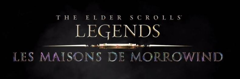 the edlder scrolls legends les maisons de morrowind